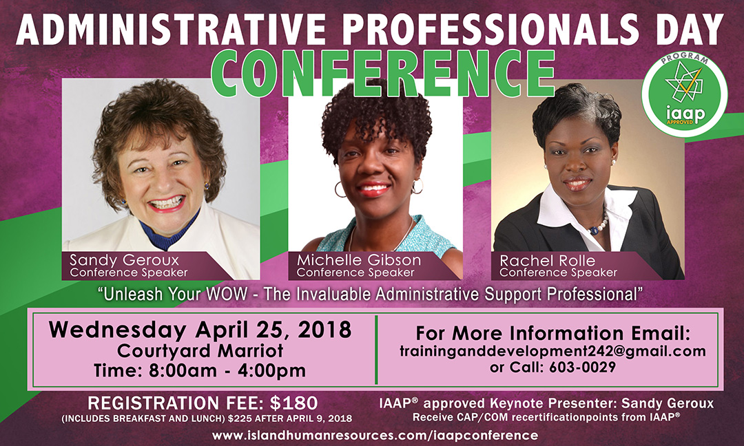 Administrative Professionals Day Conference